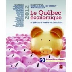 Le Québec économique 2012. Le point sur le revenu des Québécois : Chapter 4
