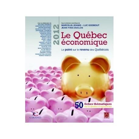 Le Québec économique 2012. Le point sur le revenu des Québécois : Chapter 9