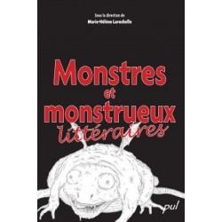 Monstres et monstrueux littéraires : Introduction