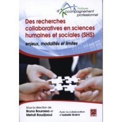 Des recherches collaboratives en sciences humaines et sociales (SHS) : enjeux, modalités et limites : Chapter 3