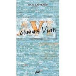 V comme Vian, by Marc Lapprand : Chapter 1