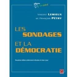Les sondages et la démocratie de François Pétry, Vincent Lemieux : Contents