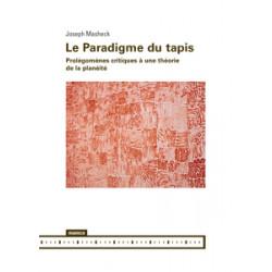 Le Paradigme du tapis. Prolégomènes critiques à une théorie de la planéité, by Joseph Masheck : Introduction