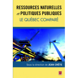 Ressources naturelles et politiques publiques. Le Québec comparé : Chapter 5