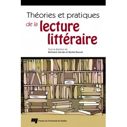 Théories et pratiques lecture littéraire de B. Gervais et Bouvet à télécharger sur artelittera.com