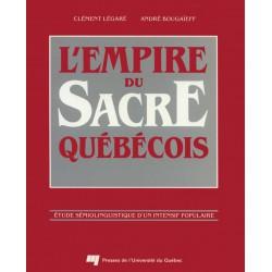 L'empire du sacré québécois de Clément Légaré et André Bougaïeff / CHAPITRE 6. LE STATUT SÉMIOTIQUE DE L'INTENSIF