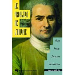 Le problème de l'homme chez Jean-Jacques Rousseau de Nguyen Vinh-De : Chapter 1