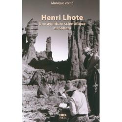 Henri Lhote - Campagne de 1955 dans le Sud-Oranais
