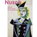 Nusch, portrait of a surrealist muse, by Chantal Vieuille : Ebook
