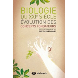 Biologie du XXIe siècle: évolution des concepts fondateurs de Paul-Antoine Miquel / CHAPTER 4