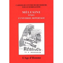 Mélusine 25 : L'universel reportage / Chapitre 1