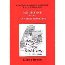 Mélusine 25 : L'universel reportage / Chapitre 11