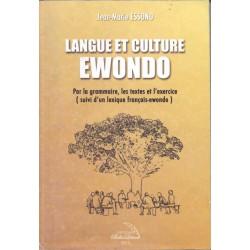 Langue et culture ewondo de Jean-Marie ESSONO - Chapitre 8