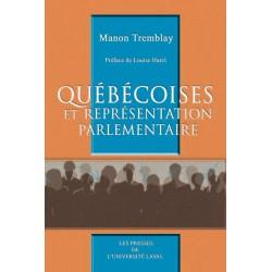Québécoises et représentation parlementaire de Manon Tremblay : Table of contents