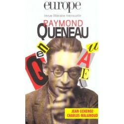Revue littéraire Europe numéro 888 / avril 2003 : Raymond Queneau : Table of contents
