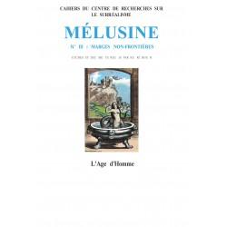 Mélusine 3 : Marges non-frontières : Chapter 1