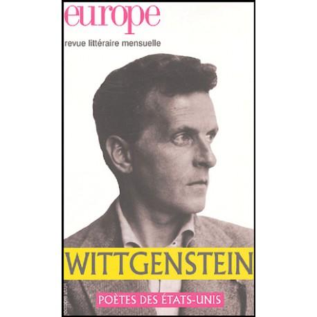 Revue Europe : Wittgenstein : Chapter 1