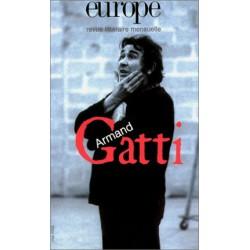 Revue Europe : Armand Gatti : Table of contents