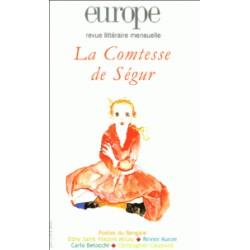 La Comtesse de Ségur : Table of contents