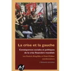 La crise et la gauche : Table of contents