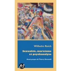 Sexualité, marxisme et psychanalyse, de Wilhelm Reich : Table of contents
