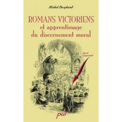Romans victoriens et apprentissage du discernement moral : Table of contents