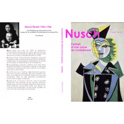 Nusch, portrait of surrealism muse by Chantal Vieuille