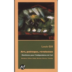 Art, politique, révolution de Louis Gill : Table of contents