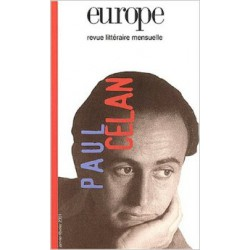 Paul Celan (1920-1970) : Table of contents