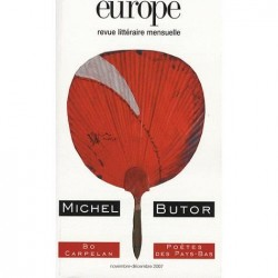 Michel Butor : Table of contents