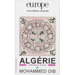 Mohammed Dib : Table of contents
