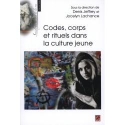 Codes, corps et rituels dans la culture jeune : Table of contents