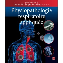 Physiopathologie respiratoire appliquée, sous la direction de Louis-Philippe Boulet : Table of contents