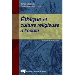Ethique et culture religieuse à l'école de Nancy Bouchard télécharger sur artelittera.com