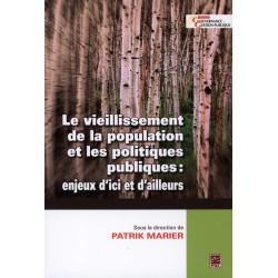 Le vieillissement de la population et les politiques publiques : Contents