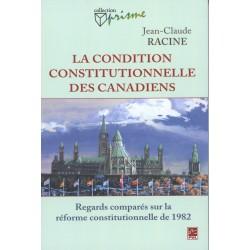 La condition constitutionnelle des Canadiens : Chapter 1