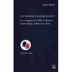 Un monde sans réalité? En compagnie de Niklas Luhmann, de H. Rabault : Chapter 3