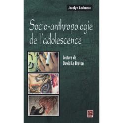 Socio-anthropologie de l'adolescence : Contents