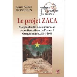 Le projet ZACA : Contents