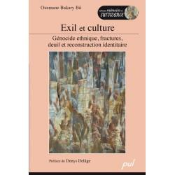 Exil et culture, de Ousmane Bakary Bâ : Contents