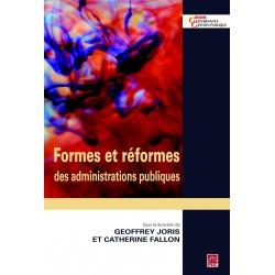 Formes et réformes des administrations publiques, de Geoffrey Joris et Christian Devisscher sur artelittera.com