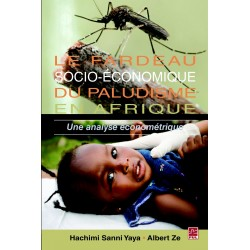 Le fardeau socio-économique du paludisme en Afrique. Une analyse économétrique, de Hachimi Sanni Yaya et Albert Ze : Contents