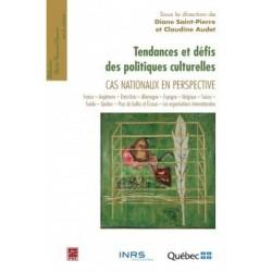 Tendances et défis des politiques culturelles. Analyses et témoignages : Chapter 1
